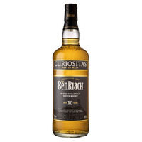 The Benriach Curiositas Peated 10 Years