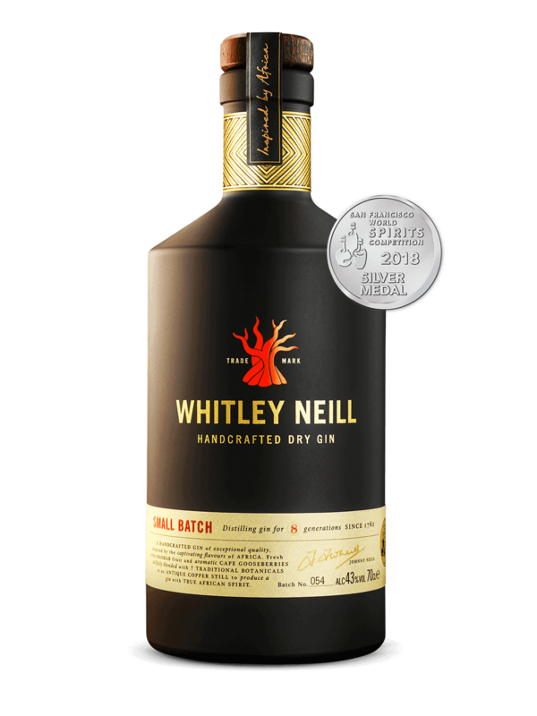Whitley Neill Original Dry Gin